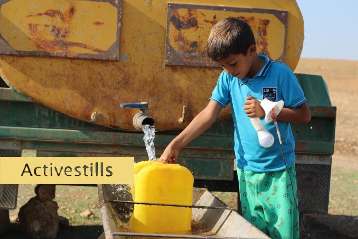 Wasserkrise in Palästina –   Vortrag von Clemens Messerschmid(Hydrogeologe)